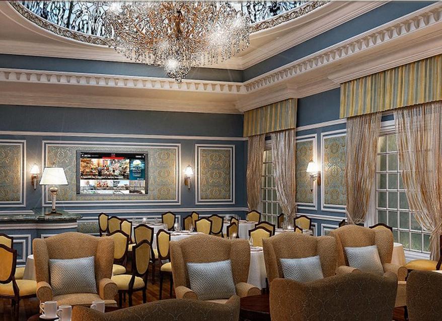 Great News! Acqua Filette al Warwick Hotel di Doha