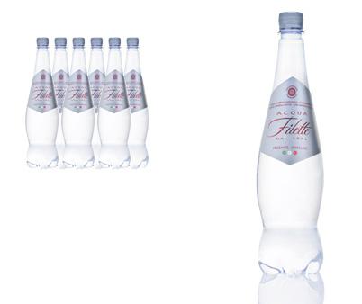 Acqua Filette Frizzante silhouette 1L