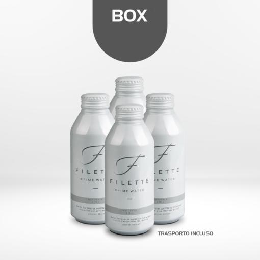 alluminio naturale box
